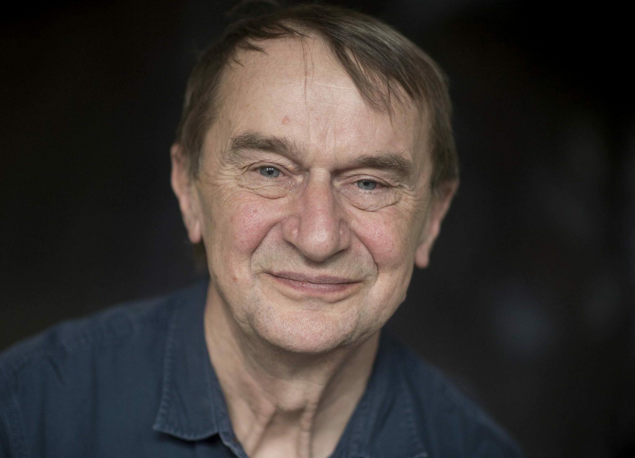 Jens Peter Madsen. Fotograferet af Ard Jongsma